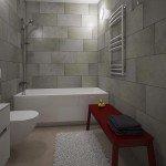 ванная комната, природные материалы, лавка для полотенец в ванной
